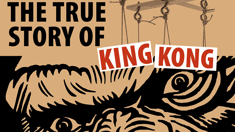 fedora the true story of king kong