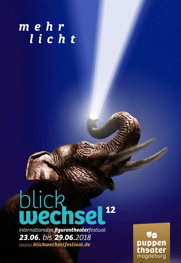 Internationales Figurentheaterfestival Blickwechsel
