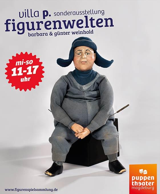 figurenwelten: Barbara und Günter Weinhold