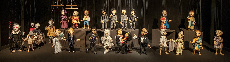 Sonderausstellung: Augsburger Puppenkiste