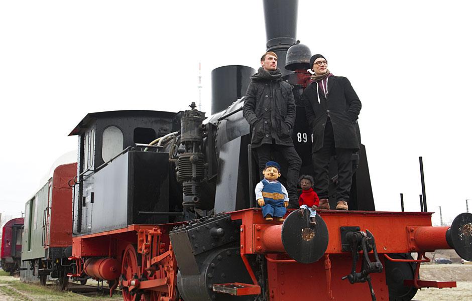 Jim Knopf und Lukas, der Lokomotivführer (Jesko Döring)