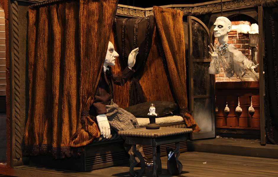 Scrooge- eine Geistergeschichte zum Weihnachtsfest
