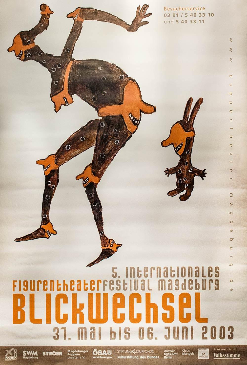 Blickwechselfestival 2003