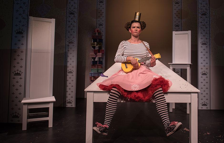 Puppentheater Magdeburg : die zweite Prinzessin (jesko döring)