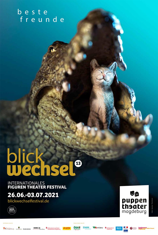 Internationales Figurentheaterfestival Blickwechsel 2018