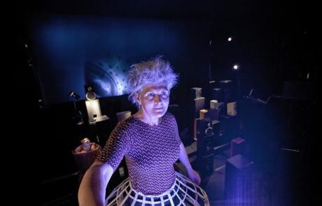 Teatret Gruppe 38 : Keine Angst vor gar nichts - I´m not afraid of anything