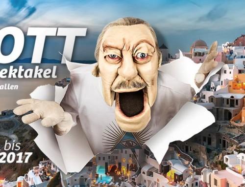 Gott – Hofspektakel 2017