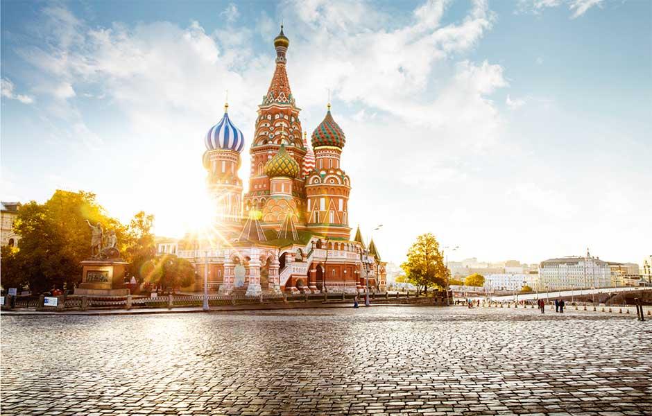 Meet me in Moskau