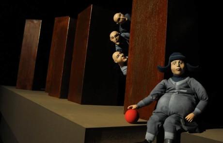 Puppentheater Magdeburg : Der kleine Onkel (jesko döring)