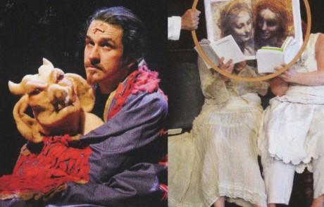 Duda Paiva / Ensemble Materialtheater und Gäste