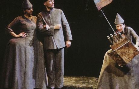Puppentheater Magdeburg : Der Herr aus San Francisco