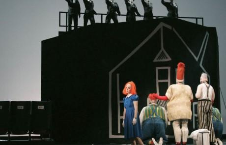 Originalfassung (Sopran) Ballett Chante : Die sieben Todsünden