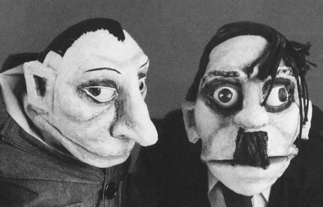 Stuffed Puppet Theatre : Schicklgruber, alias Adolf Hitler