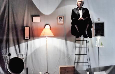 Velo Theatre : Der Frosch am Grunde des Brunnens