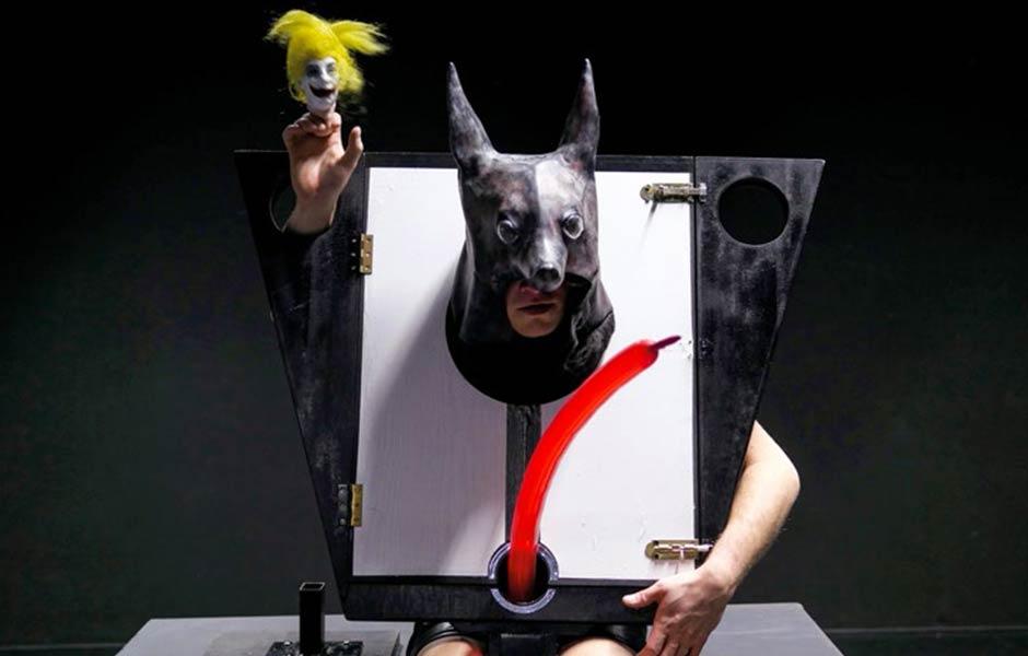 Dekoltas Handwerk: Tricklster – fang mich, wenn du kannst