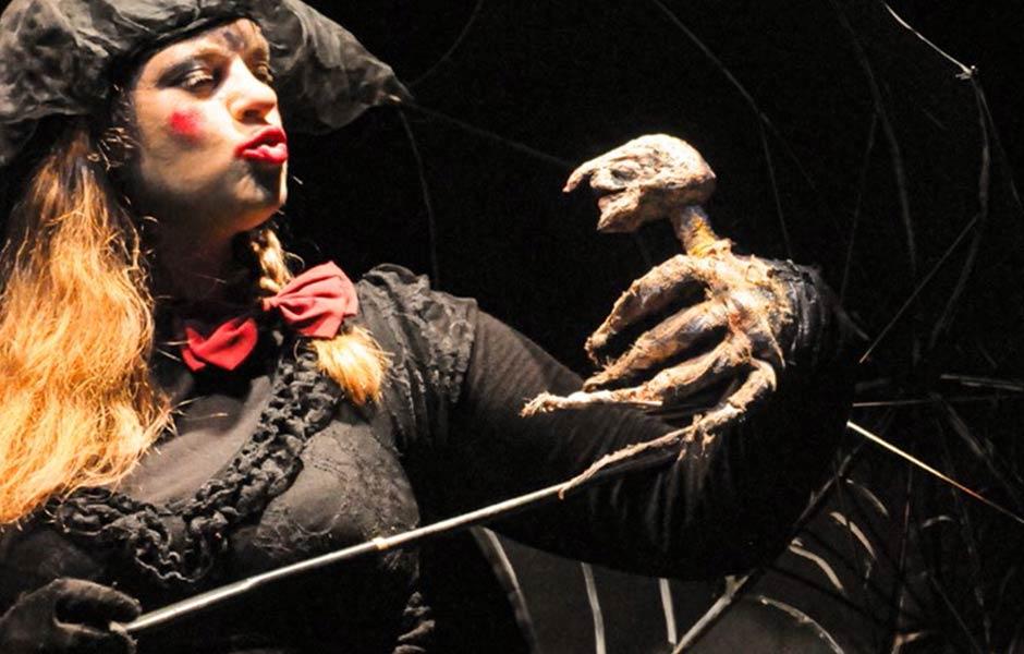 Theater Meschugge (F/D): Stroh zu Gold … und andere Spinnereien