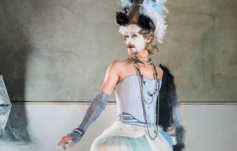 Puppentheater Magdeburg (D): Mozart (Uraufführung)
