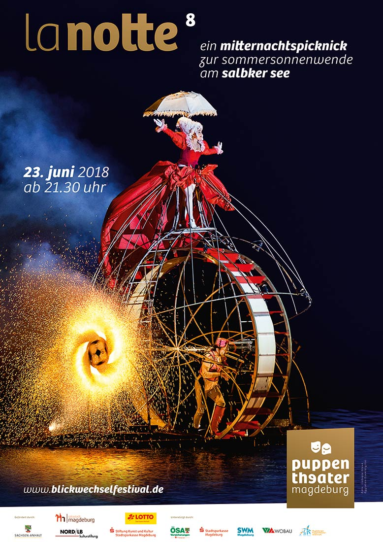 Internationales Figurentheaterfestival Blickwechsel - lanotte