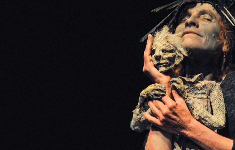 Ilka Schönbein, Theater Meschugge (F/D): Weisst du was? Dann tanze jetzt!