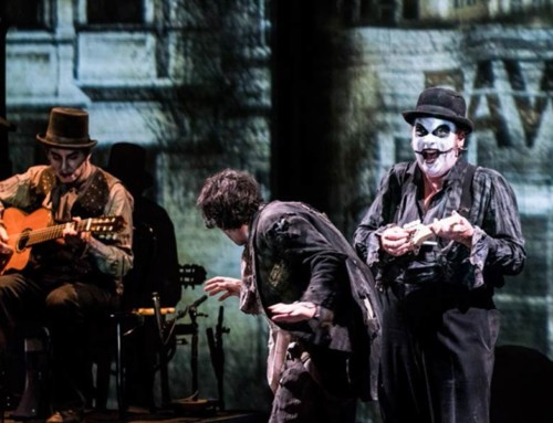 Edgar Allan Poe's Haunted Palace featuring The Tiger Lillies (GB)