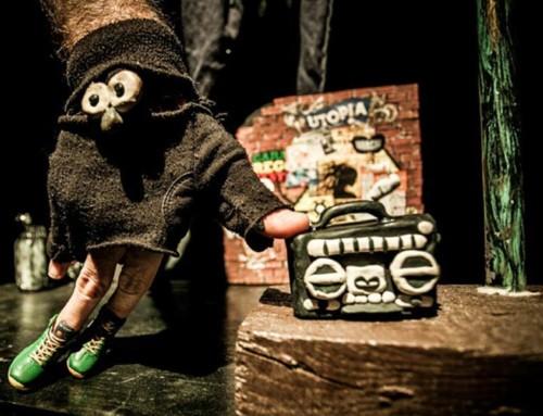Zero en Conducta (E): Nymio. Historias Mínimas – Kleine Geschichten mit den Händen erzählt