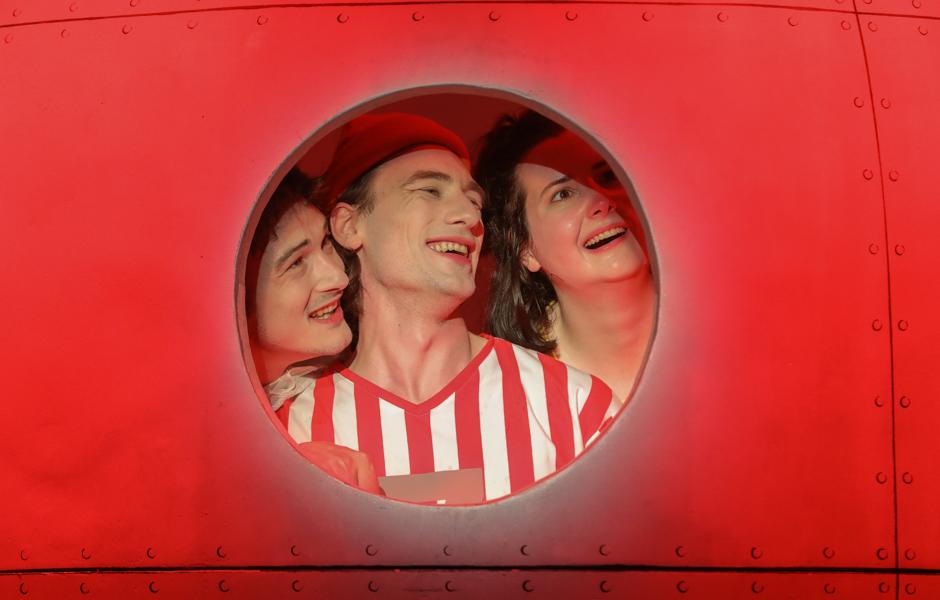 Die fabelhaften Drei (Foto Viktoria Kühne)