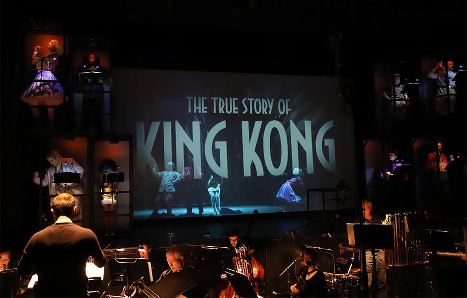 Die wahre Geschichte von King Kong