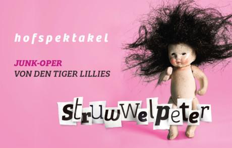 Struwwelpeter - Hofspektakel