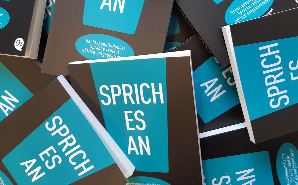Sprich es an (Copyright: Tadel verpflichtet e.V.)