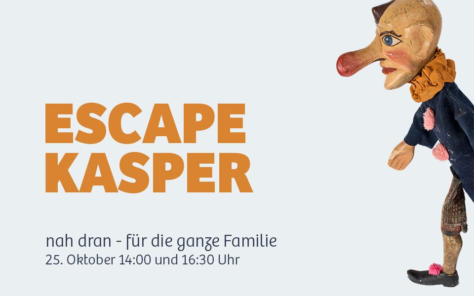 Escape Kasper (Foto: Kerstin Grohe)